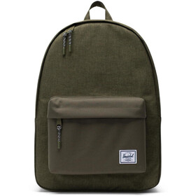 Herschel Classic Sac à dos, olive night crosshatch/olive night